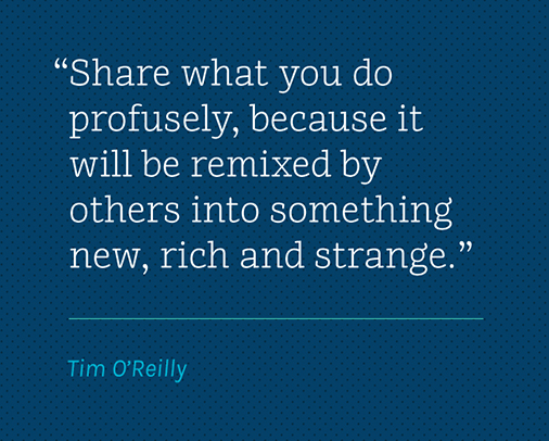 Wise Words Tim O'Reilly
